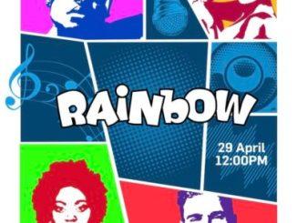 K.O, J'Something, Msaki, Q Twins – Rainbow