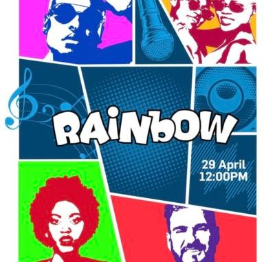 K.O, J'Something, Msaki, Q Twins – Rainbow