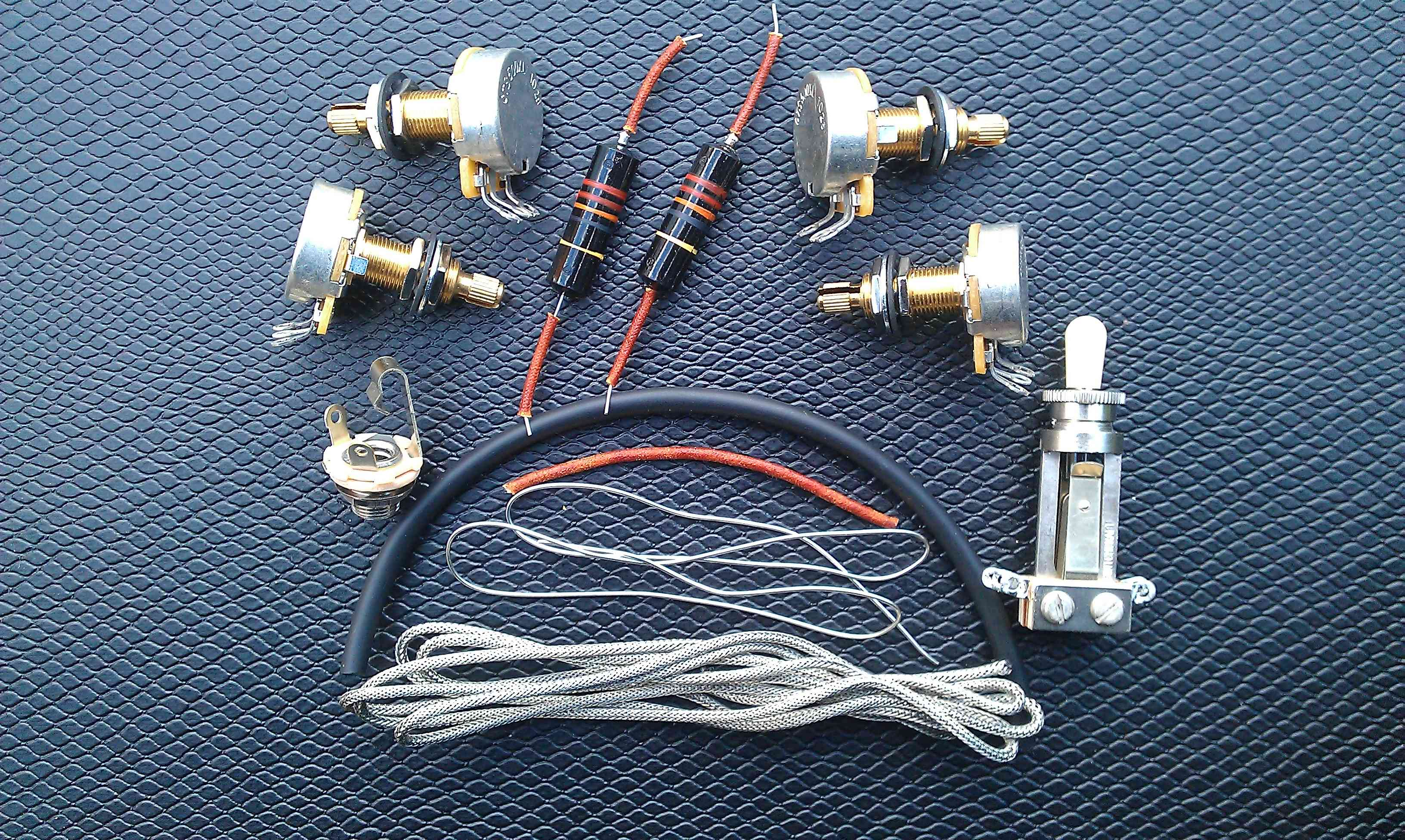 Guitar Wiring Harness Uk