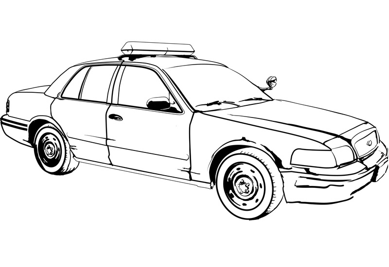 Crown Victoria Coloring Page Coloring Pages