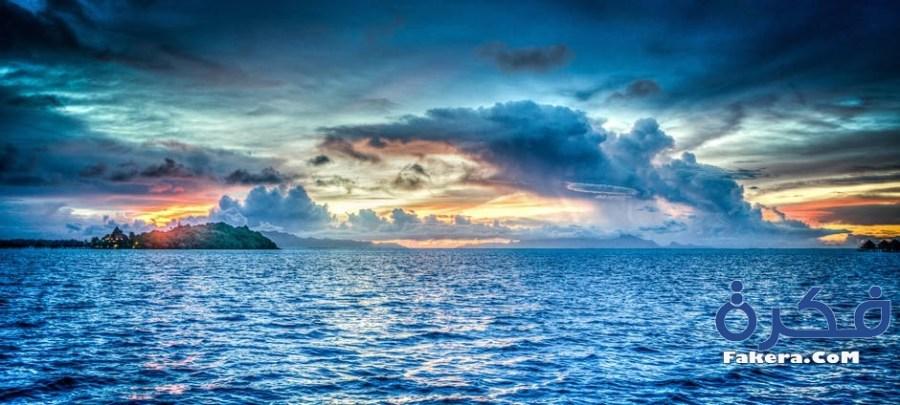 ما تفسير حلم رؤية البحر في المنام موقع فكرة