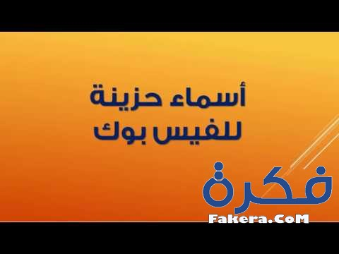 أسماء بنات فيس بوك 2019 موقع فكرة