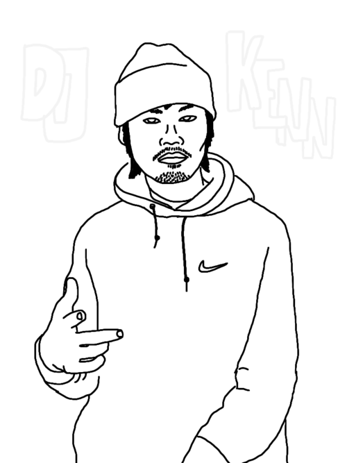 Trend Watch: Artists Drawing Pictures of Chicago Rappers