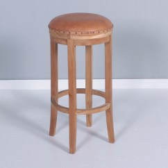 Stool Chair Dubai Spandex Covers Wholesale Beverly Bar With Leather Seat Dining Room Furniture