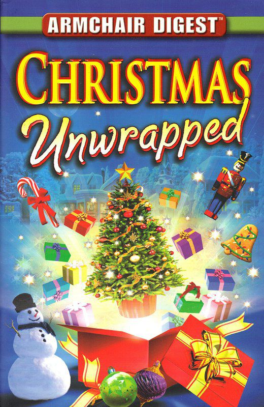 Armchair Digest – Christmas Unwrapped – WIN A FREE COPY!