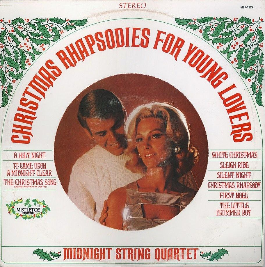 Christmas Rhapsodies for Young Lovers