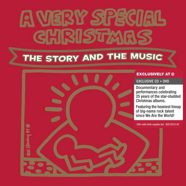 A Very Special Christmas – Exclusive CD/DVD Set at Target
