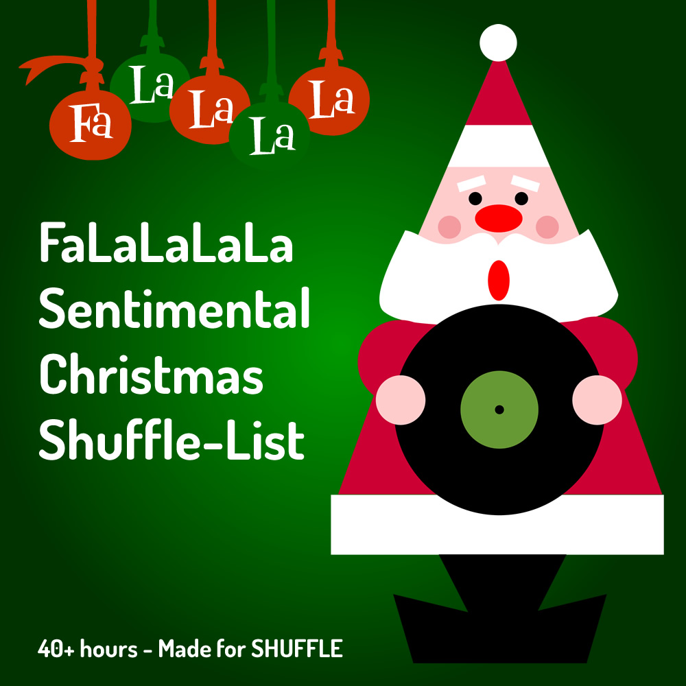 FaLaLaLaLa Provides the Soundtrack to Your Christmas via Spotify