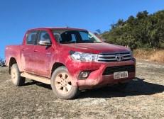 Toyota Hilux SRV Flex Falando de Carro 4