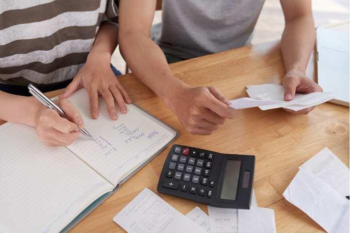 orçamento de casa