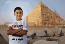 Photo of حصرياً – الفنان الفلسطيني محمد وائل البسيوني في أول فيديو كليب من أرض النيل