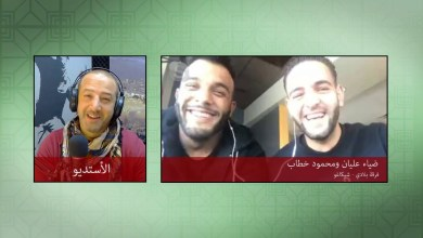 Photo of فرقة بلادي بضيافة تلفزيون فلسطيني مباشرة من شيكاغو