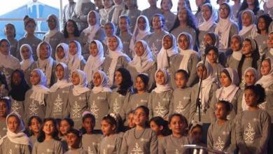 Photo of 440 طفلًا في غزة يغنون طلبًا للحرية ورفع الحصار