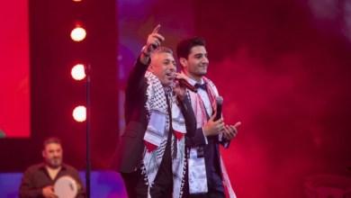 Photo of عمر العبدللات يتألق في حفله ويستقبل عساف على المسرح