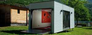inno'kub garage, garage modulaire, garage modulaire transportable, inno'kub