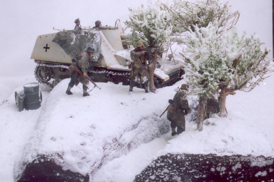 Afrika Korps 1 35 Dioramas