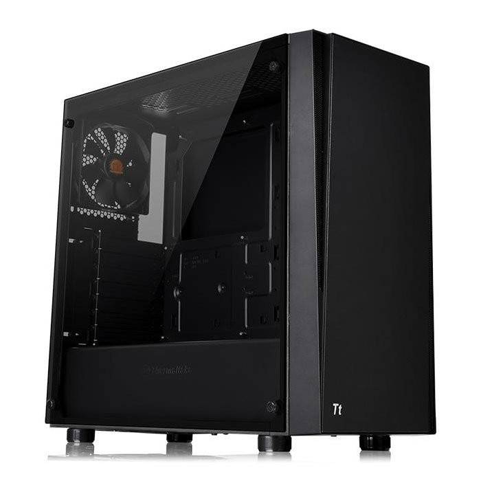 Thermaltake Thermaltake Versa J21 Tempered Glass Mid Tower PC Gaming Case - WAREHOUSE CLEARANCE SALE (REDUCED) | Falcon Computers