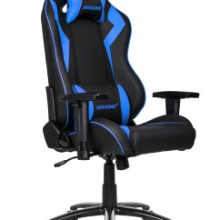 Ak Racer Gaming Chair Computer For Racing Core Series Sx Black Blue 5 Year Warranty