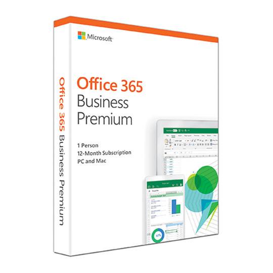 Microsoft Microsoft Office 365 2019 Business Premium 1