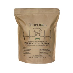 Cibo Naturale per cani Top Dog