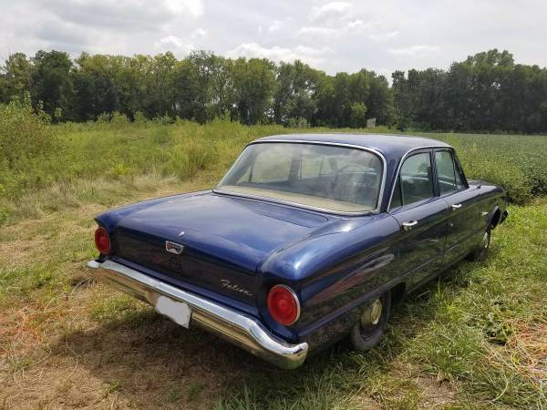 1960 Ford Falcon For Sale Craigslist - Year of Clean Water