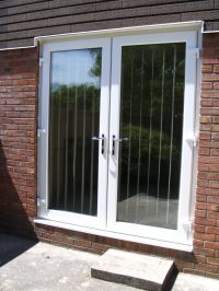 Double glazed patio doors: French, sliding, or bi