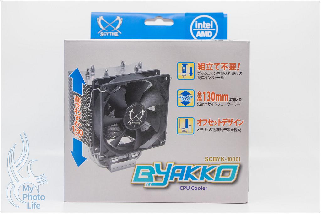 Scythe SCBYK-1000 白虎CPU散熱器.開箱&AMD安裝
