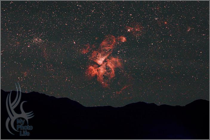 二月坪林:星空&銀河4895