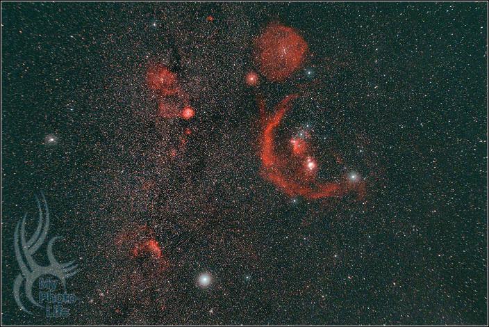 二月坪林:星空&銀河1659