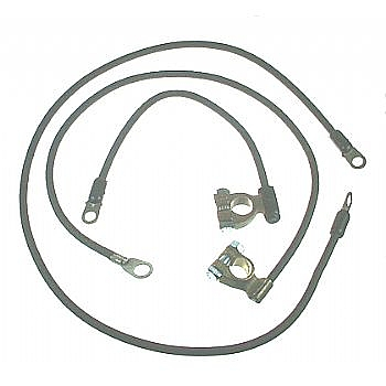 1963-1964 V-8 BATTERY CABLE SETS