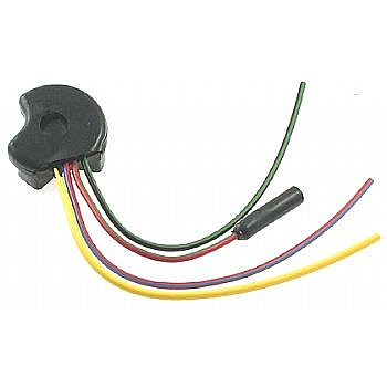 Mustang Headlight Switch Wiring Diagram 1962 Amp 1963 Ignition Switch Wire Harnesses