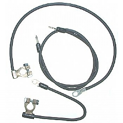 1963 (LATE)-1964 6 CYLINDER BATTERY CABLE SETS