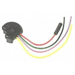 Electrical Wire Diagram Car Stereo Wiring Mitsubishi 1961 & 1964 Ignition Switch Harnesses