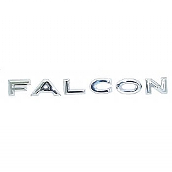 1962-1963 BACK PANEL LETTER SETS- FALCON