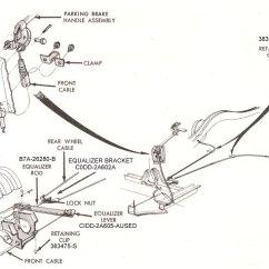 66 Mustang Alternator Wiring Diagram Bohr For Calcium Parking Brake Falcon Enterprises