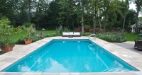 Outdoor Swimming Pool Construction & Design | Falcon Pools ...