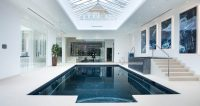 Indoor Swimming Pool Design & Construction - Falcon ...