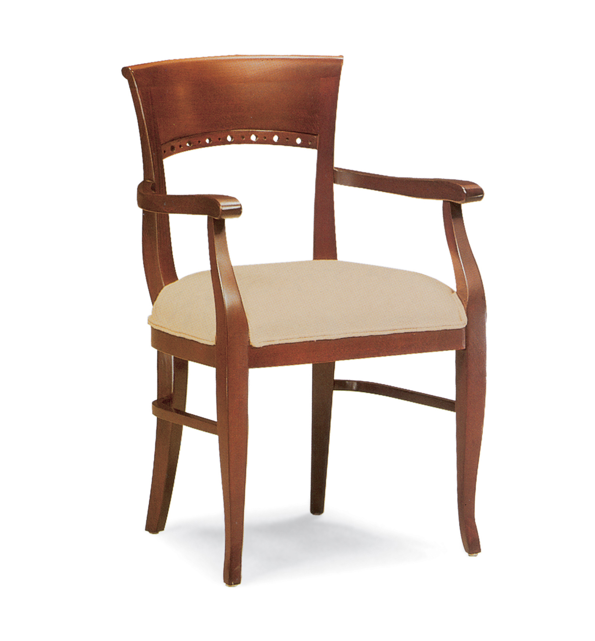 low back chairs for concerts conference room with casters 4919 1 wood arm chair