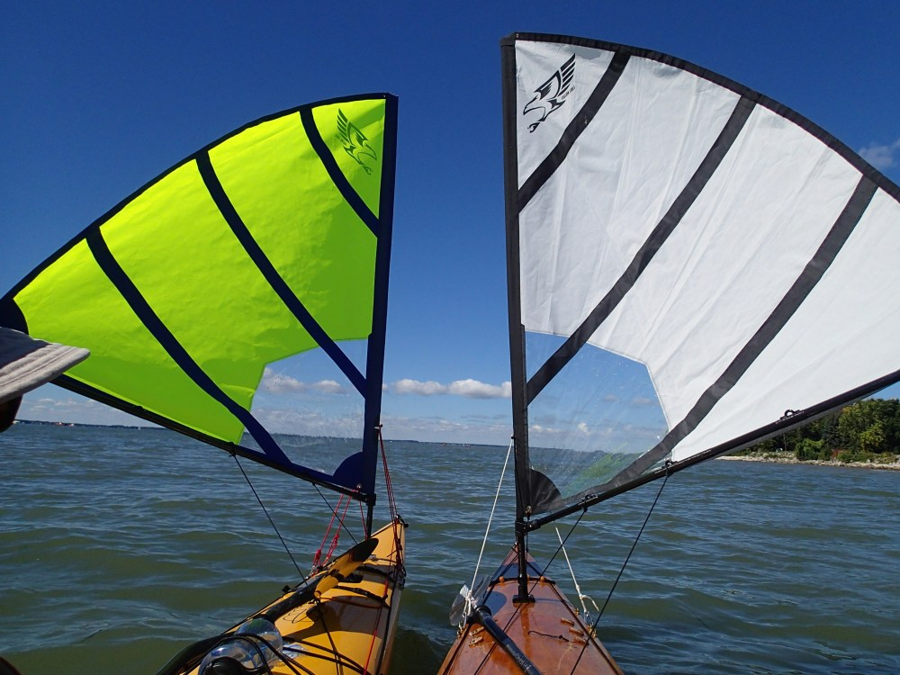 medium resolution of kayak sail diagram