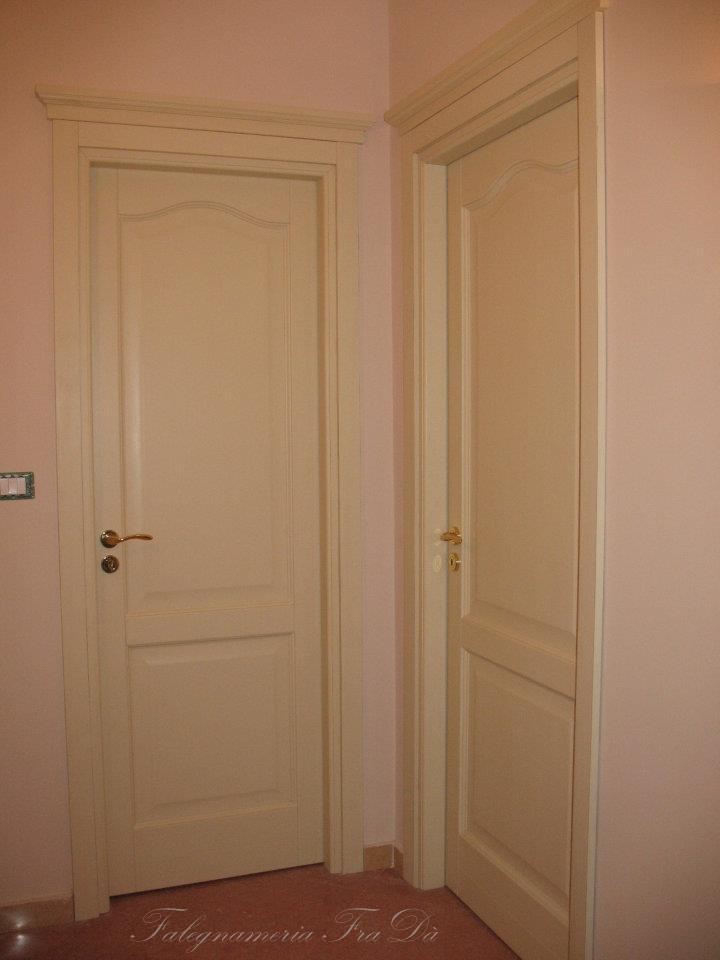 porte in legno massello  Falegnameria Frad  falegname a