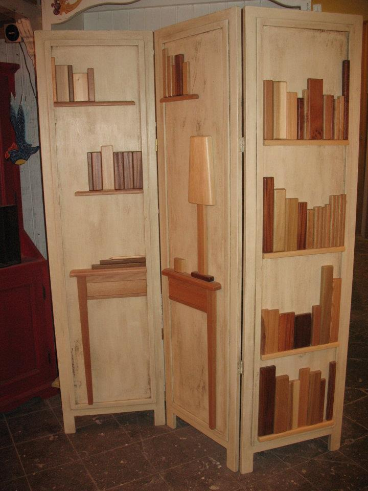 Separ artistico in legno  Falegnameria Frad  falegname