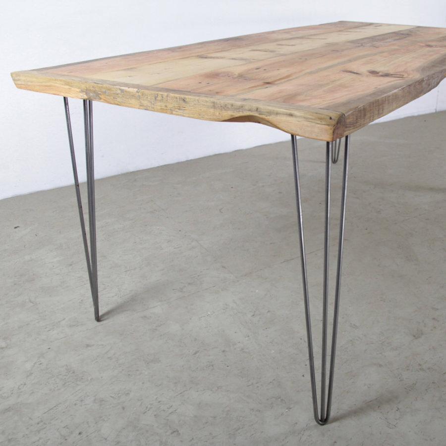 Tavoli rustici in legno massello 30 di sconto online