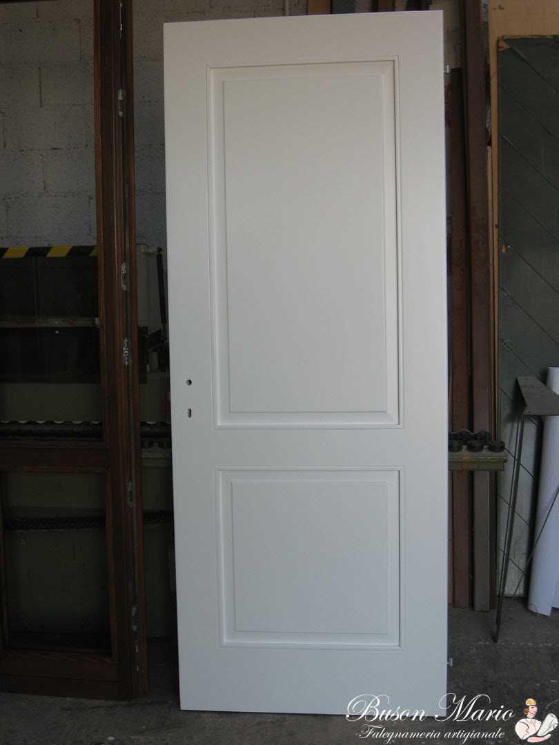 Porte su misura in Legno  Falegnameria Buson Mario snc