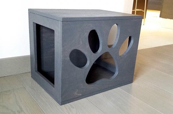 Cubi da parete personalizzabili per una casa a misura di