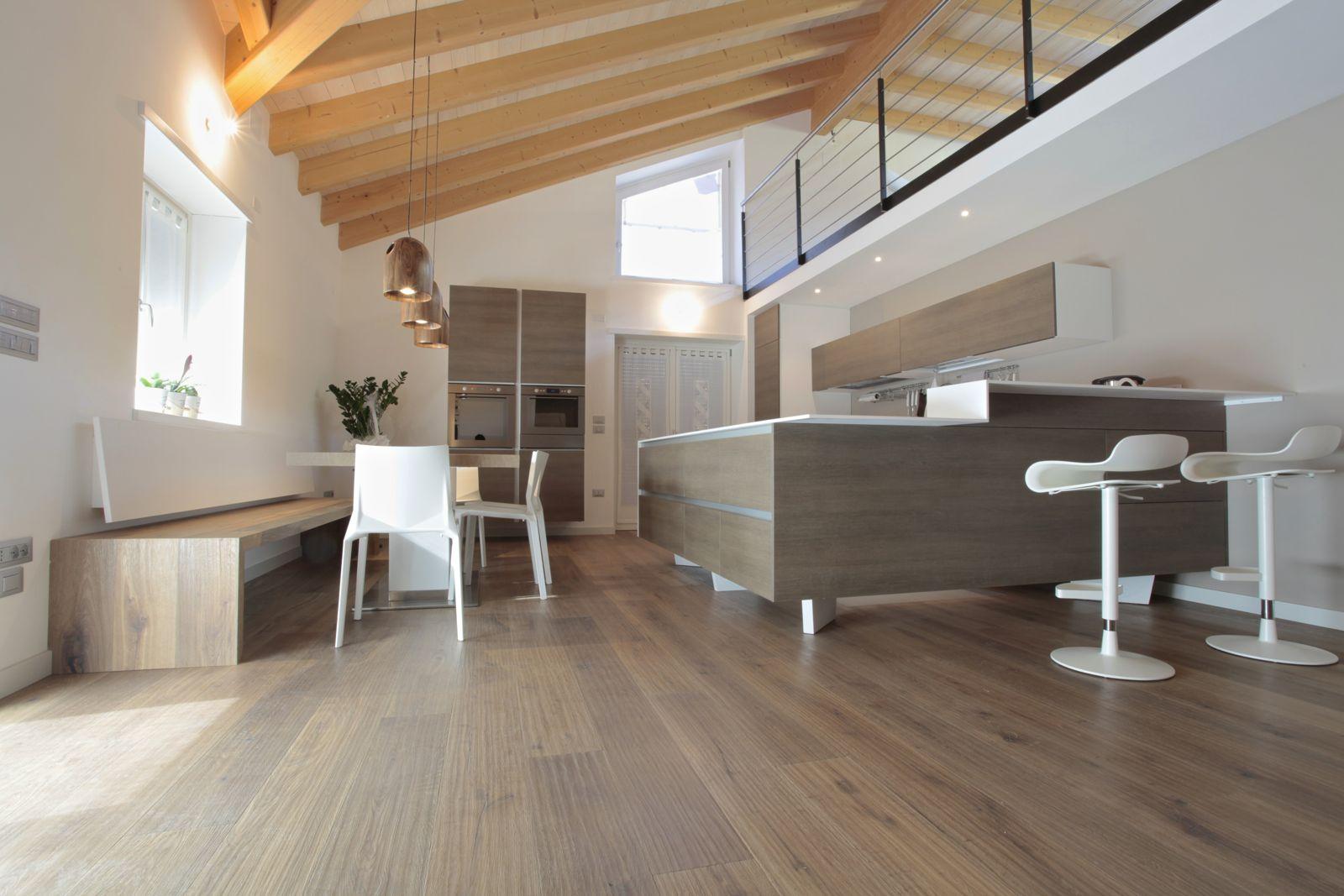 Panca Tavolo Cucina - Idee per la casa e l\'interior design ...