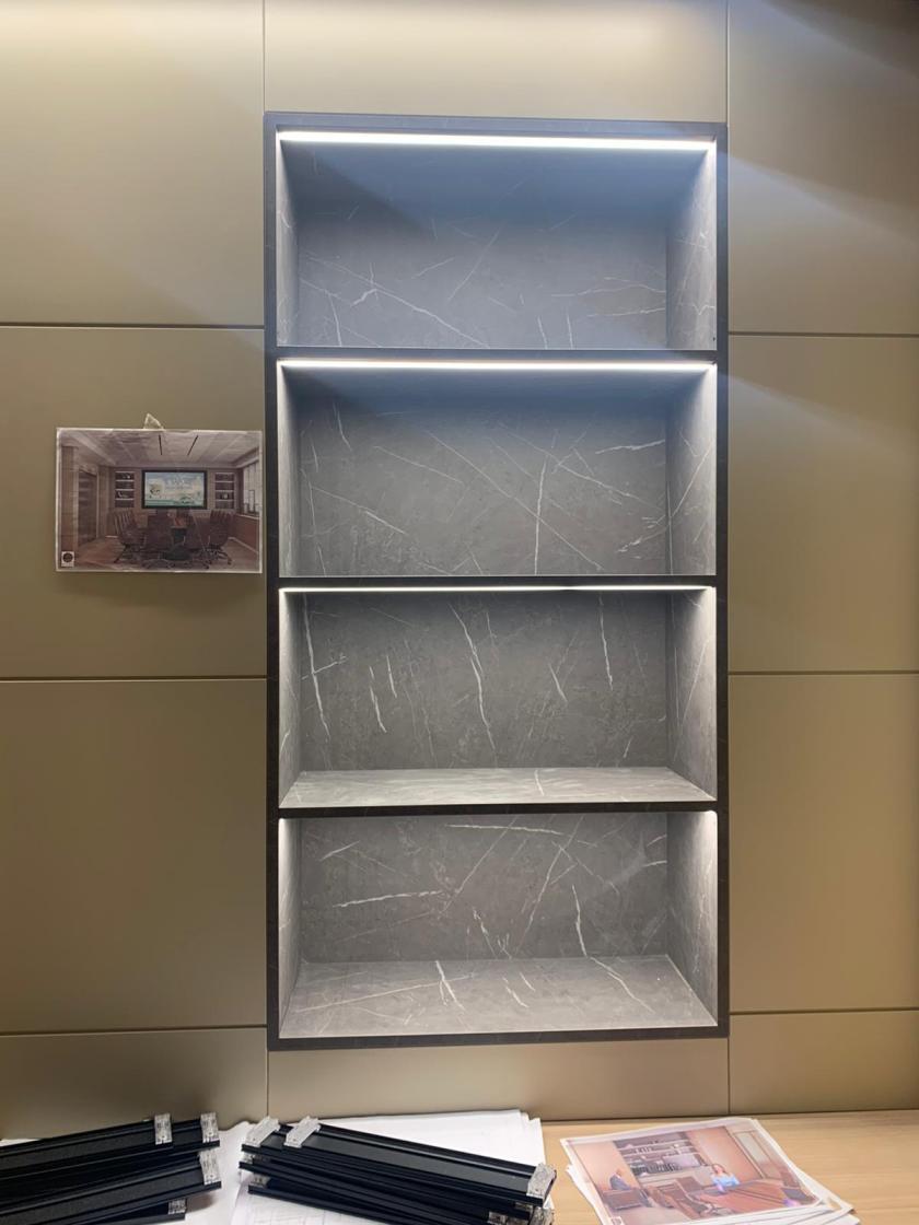 Negozio di arredamento e mobili per l'ufficio in località macerata. Mobili Per Ufficio Su Misura In Legno Personalizzati A Ancona Macerata