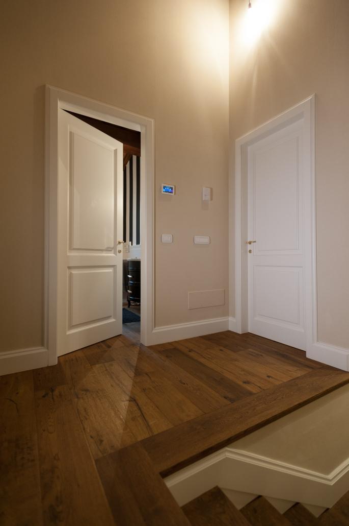 Porte legno su misura stile antico  Falegnameria Ratoci