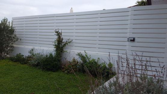 recinzione frangivento