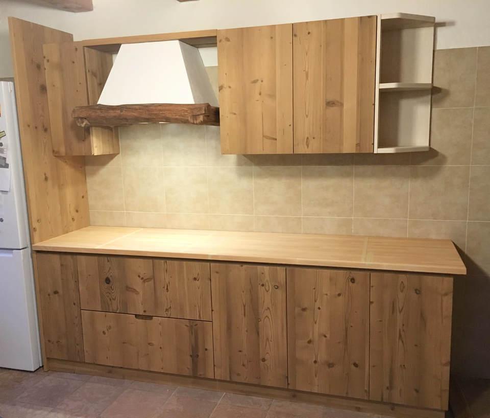arredamenti legno cucina immagini