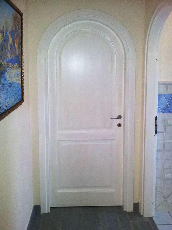 Porta ad arco  Falegnameria Fratelli Floris  Villasimius